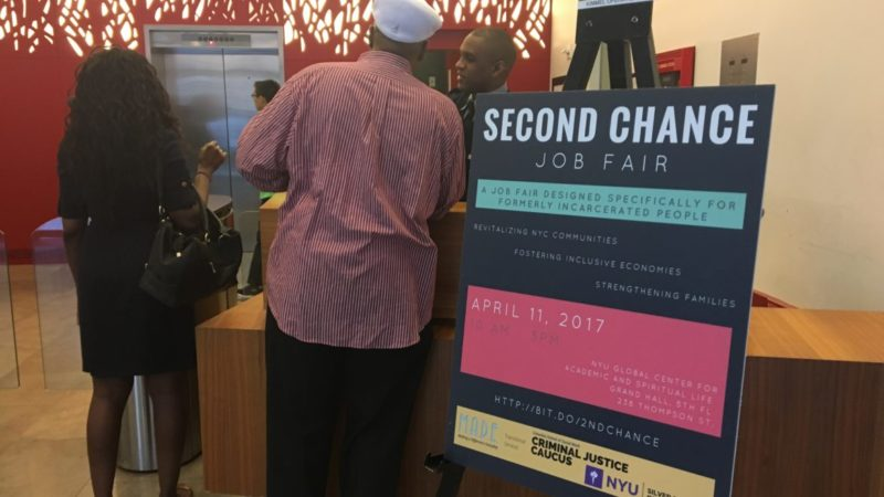 Former Incarcerees Find Hope—and Employers—at NYC 'Second Chance' Job Fair